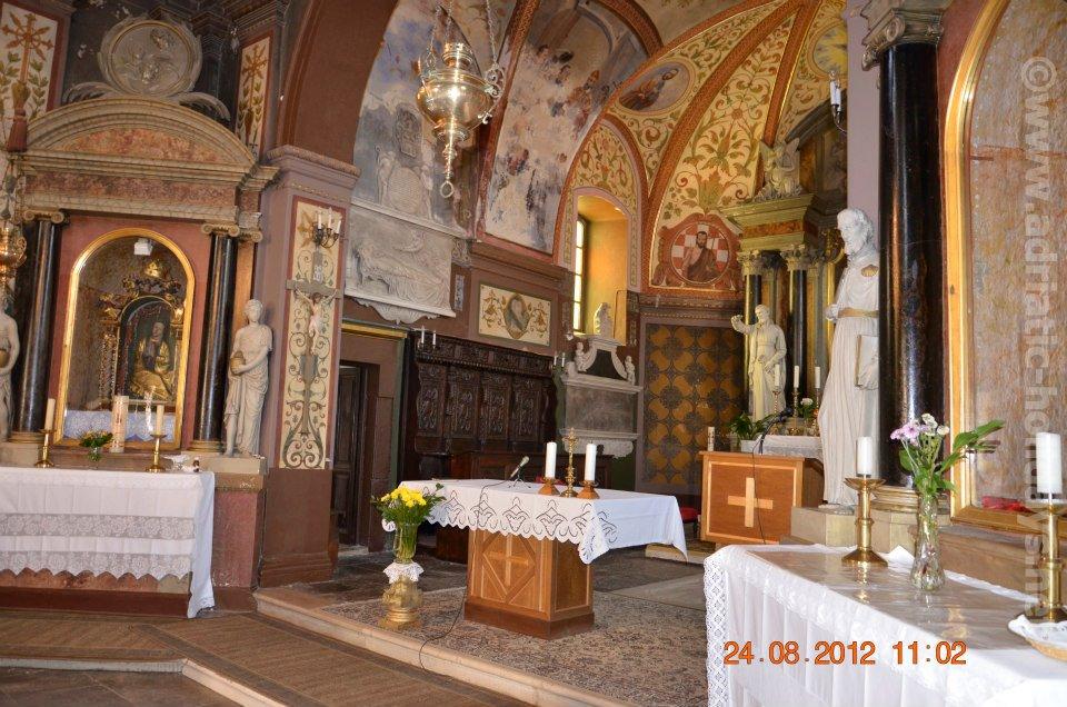 crkva novi vinodolski