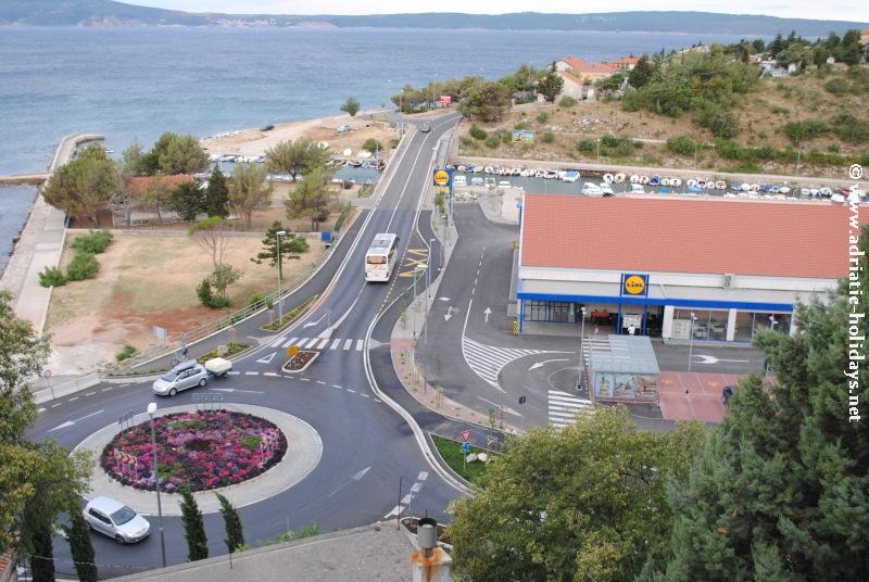 Novi Vinodolski Ferienwohnungen